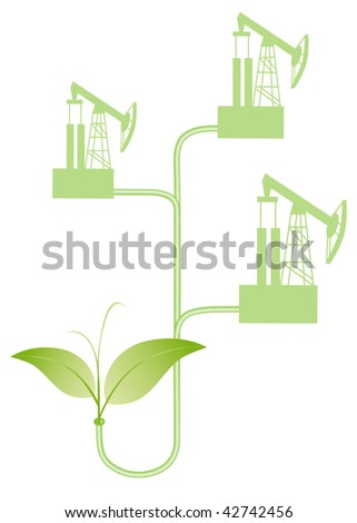 Green power in the industry