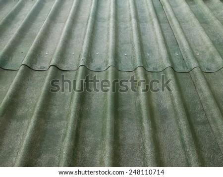 Green Roof texture pattern (tilt angle)