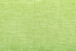 green rough textured fabric