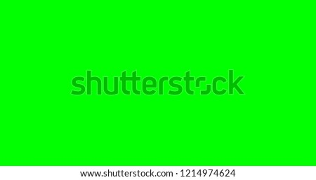 Green Screen. Green Background. Green Screen Stock Footage Video.