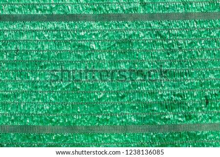 Green shade nets, shading net background #1238136085