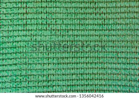 Green shading net background #1356042416