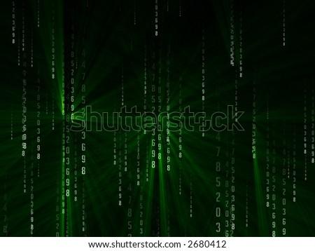 green_shines_from_matrix_texts