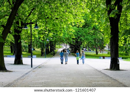 Green spring park