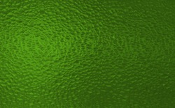 Green stained glass window texture