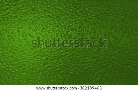 Green stained glass window texture #382189465
