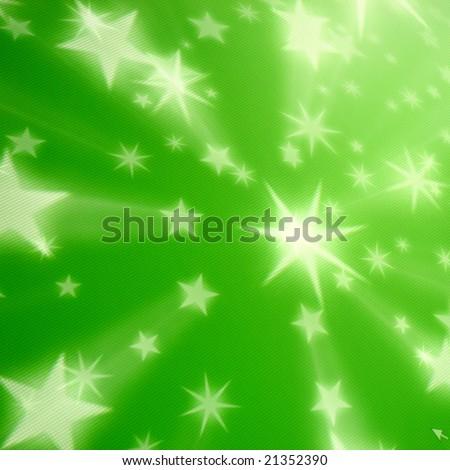 green star glow