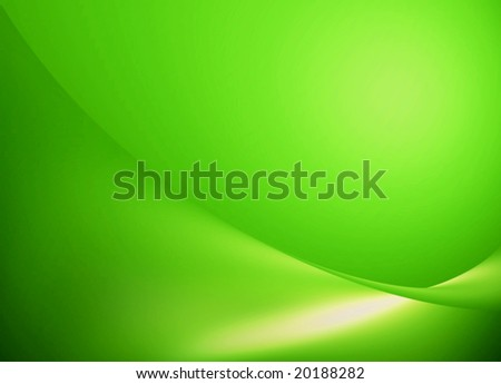 green style background Foto stock ©