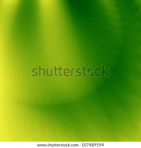 Green summer abstract background