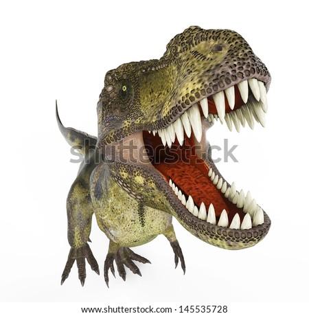 green t rex