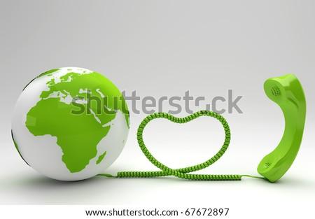 Green telco concept