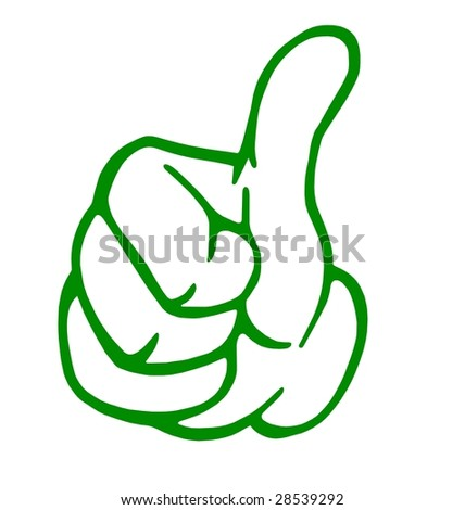 Green Thumb Logo Green Thumb up