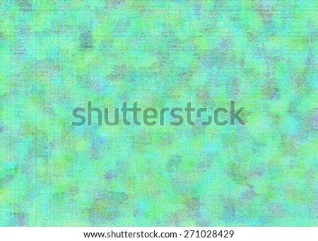 Green vintage abstract background with watercolor texture. Abstract modern background with retro watercolor textured paper pattern. Abstract bright green abstract  background, pattern design.