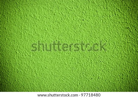 Green wall texture for background usage