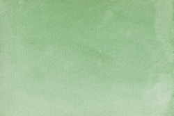 Green watercolor abstract background texture