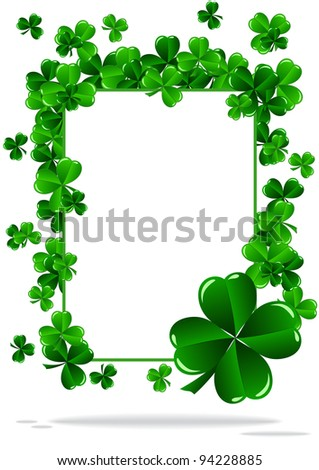 Greeting Cards St Patrick Day