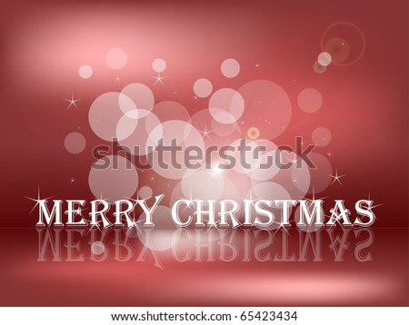 greeting of merry christmas