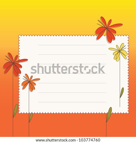 Greeting or invitation card