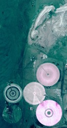 gregarious,   vertical abstract photography of the deserts of Africa from the air, aerial view of desert landscapes, Genre: Abstract Naturalism, from the abstract to the figurative,