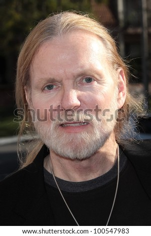 Gregg Allman at the Recording Academy's Annual GRAMMY Special Merit Awards Ceremony,  Wilshire Ebell Theatre, Los Angeles, CA 02-11-12