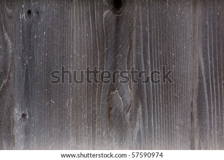Grey Aged Wooden Fence Boards