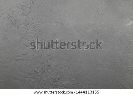 Grey background. Pattern. Grey texture #1444113155
