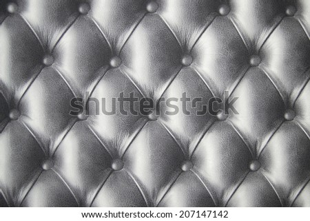 Grey / Black Skin leather imitation wallpaper, background