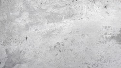 Grey concrete floor with concrete texture for background