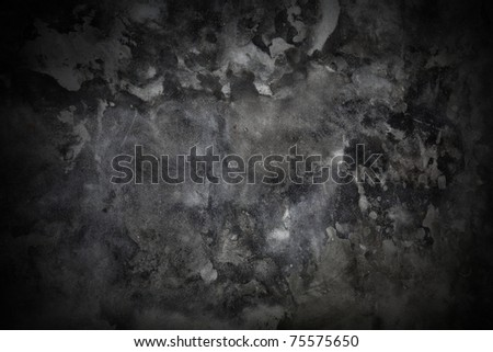 Grey concrete grunge texture for your artwork