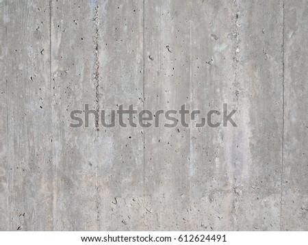 grey concrete texture useful as a background #612624491