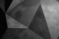 Grey concrete wall abstract minimal graphic background detail