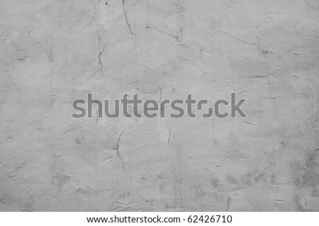 Grey Concrete Wall as Background