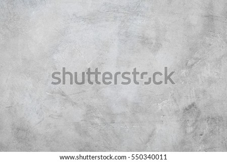 Photo of  Grey concrete wall texture.