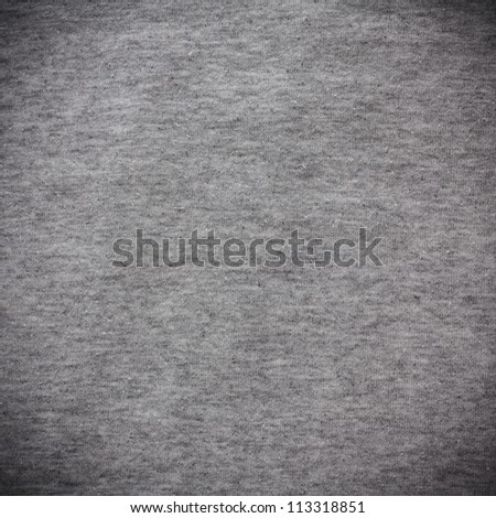 Grey Fabric Texture, Background