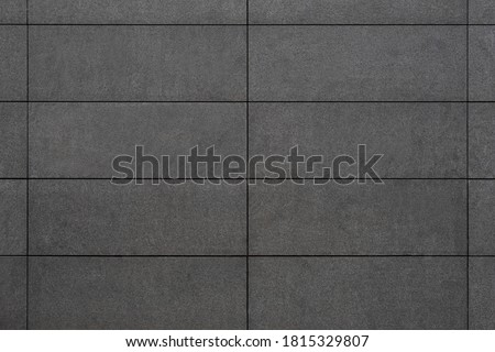Photo of  grey grungy texture frame rectangles shaped wall perfects design element for patterns and universal surfaces
