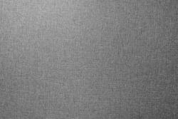 grey  linen textile texture background