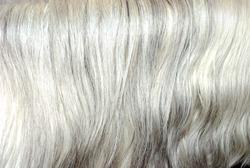 grey mane hair background texture