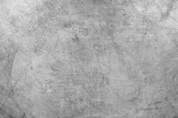Grey metal texture. Scratched metal. Design Background.