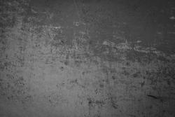 Grey old grunge metal wall background, steel texture