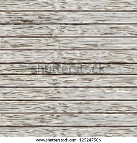 Grey old wooden texture.Raster version