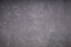 grey or gray stone wall concrete surface as background, painted texture