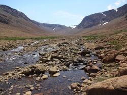 Grey River Newfoundland outport