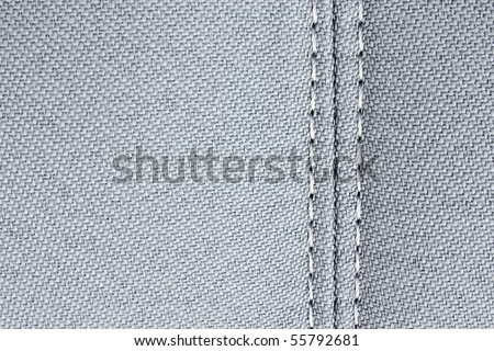 grey sewing textile texture