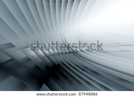 Grey soft abstract background for various  design artworks, cards #87948886