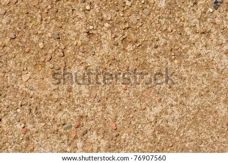 grey soil texture