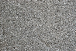 grey sponge close-up