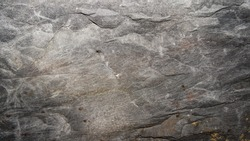 Grey stone cave.