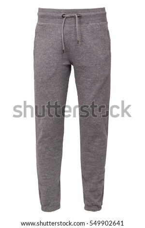 Grey sweatpants #549902641