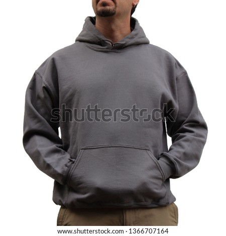 Grey Sweatshirt Mens