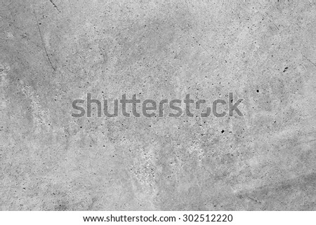 Grey textured concrete wall closeup